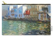 Little Venice Mykonos Carry-all Pouch