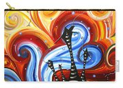 Little Village By Madart Carry-all Pouch