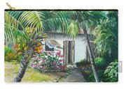 Little West Indian House 2...sold Carry-all Pouch