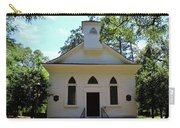 Little White Chapel Carry-all Pouch