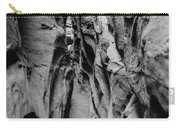 Little Wild Horse Canyon Bw Carry-all Pouch