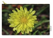 Little Wild Yellow Carry-all Pouch