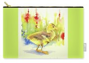 Little Yellow Duck Carry-all Pouch