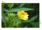 Little Yellow Flower Carry-all Pouch