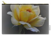 Little Yellow Rose Carry-all Pouch