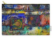 Live Life In Color Carry-all Pouch