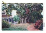 Live Oak Gardens Jefferson Island La Carry-all Pouch