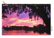 Live Oak Sunset Carry-all Pouch