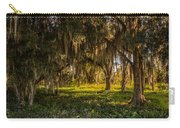 Live Oak Tree Carry-all Pouch