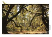 Live Oaks Silhouette Carry-all Pouch