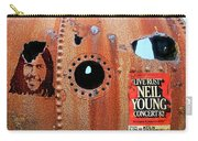 Live Rust, Neil Young Carry-all Pouch