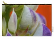 Lively Lupine Carry-all Pouch