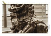 Liverpool Chinatown - Chinese Lion A Carry-all Pouch