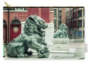 Liverpool Chinatown - Chinese Lion D Carry-all Pouch