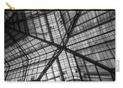 Liverpool Street Station Glass Ceiling Abstract Carry-all Pouch