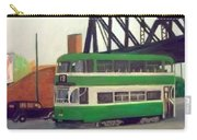 Liverpool Tram 1953 Carry-all Pouch