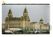 Liverpool Waterfront Carry-all Pouch
