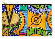 Living A Vibrant Life Carry-all Pouch