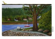 Living In Annapolis Royal Carry-all Pouch