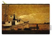 Living In The Past Carry-all Pouch by Susanne Van Hulst