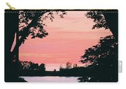 Living Room View, Photograph Carry-all Pouch
