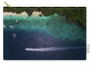 Living The Dream In El Nido Philippines Carry-all Pouch