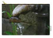 Living Water Carry-all Pouch