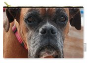 Liza The Dog Carry-all Pouch
