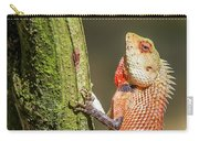 Lizard In Maldive Carry-all Pouch