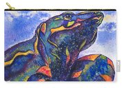 Lizard In The Desert 2 Carry-all Pouch