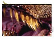 Lizard King Carry-all Pouch by Kelley King