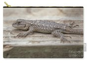 Lizard On Deck Carry-all Pouch
