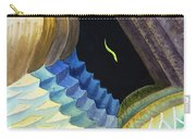 Lizard Skin Abstract II Carry-all Pouch