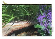 Lizards In The Garden Carry-all Pouch