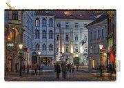 Ljubljana Night Scene - Slovenia Carry-all Pouch