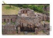 Llactapata Ruins Carry-all Pouch