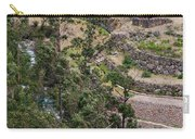 llactapata Site and Urubamba River Carry-all Pouch