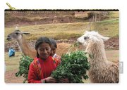 Llama Herder Carry-all Pouch