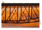 Llano Bridge Reflection Carry-all Pouch