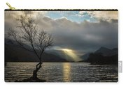 Llyn Padarn Sunrays Carry-all Pouch