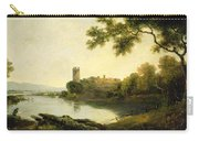 Llyn Peris And Dolbadarn Castle, North Wales Carry-all Pouch
