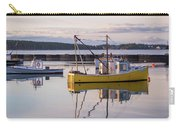 Lobster Boat Jonesport, Maine  Carry-all Pouch