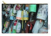 Lobster Buoys Hanging Carry-all Pouch