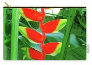 Lobster Claw Heliconia Carry-all Pouch