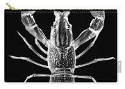Crawfish In The Dark - Xray Carry-all Pouch