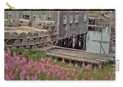 Lobster House Grand Manan Carry-all Pouch