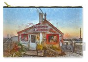 Lobster Shack Pencil Carry-all Pouch