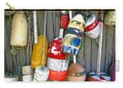 Lobster Trap Buoys 1 Carry-all Pouch