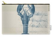 Lobster - J122129185-1211 Carry-all Pouch