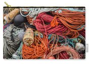Lobstering Lines Carry-all Pouch